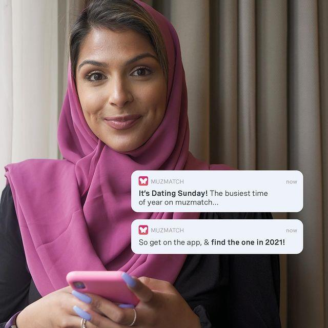"""<p>If you a single, practicing Muslim looking to find your perfect partner - MuzMatch is a fun way to do it. </p><p>With complete photo privacy and an anonymous nickname, you have full control who can see you. The app's filters allow you to search for single Muslims who meet your ethnicity, sect and religious criteria.</p><p> For added peace of mind, this is the only Muslim app that allows you to include a Wali or chaperone in your matchings. </p><p><a href=""""https://www.instagram.com/p/CJl5Uj7lh3c/"""" rel=""""nofollow noopener"""" target=""""_blank"""" data-ylk=""""slk:See the original post on Instagram"""" class=""""link rapid-noclick-resp"""">See the original post on Instagram</a></p>"""