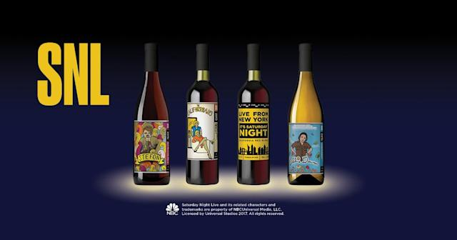 The Saturday Night Live Wine Collection from Lot18. (Photo: Lot18)