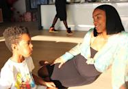 """<p>Kelly Rowland's son <a href=""""https://people.com/parents/kelly-rowland-welcomes-son-titan-jewell/"""" rel=""""nofollow noopener"""" target=""""_blank"""" data-ylk=""""slk:Titan Jewell"""" class=""""link rapid-noclick-resp"""">Titan Jewell</a> turned 6 on Nov. 4.</p>"""