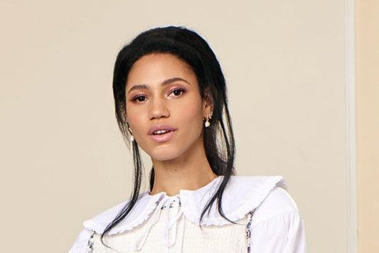 <p>Vick Hope has discussed feelin embarrassed of her background</p> (Theresa Marx)