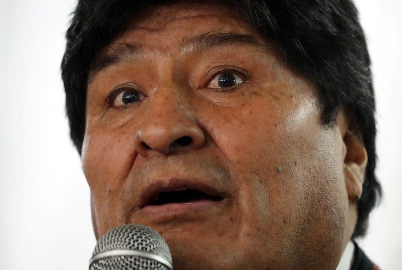 Bolivia's electoral court sets election rerun for May 3