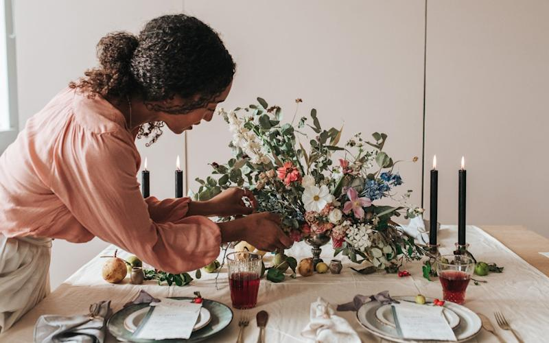 Meet the growers and designers bringing colour and diversity to floristry - Anna Dunleavy