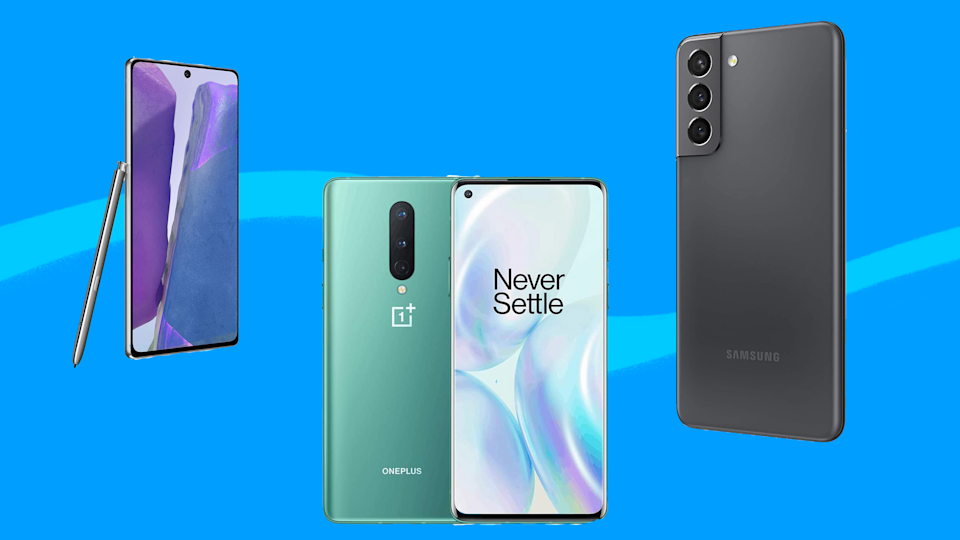 Prime Day 2021: Smartphones from Samsung, OnePlus, Motorola and more