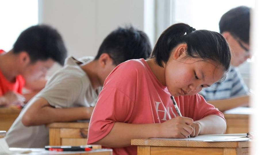 Millions have now sat for the most important exam of their lives