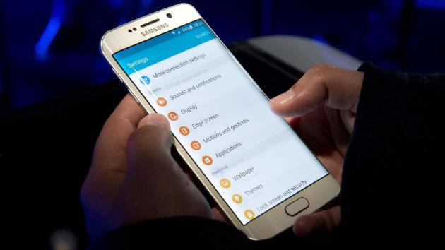 Samsung Galaxy S6 smartphones debuted at MWC show (Sky News)