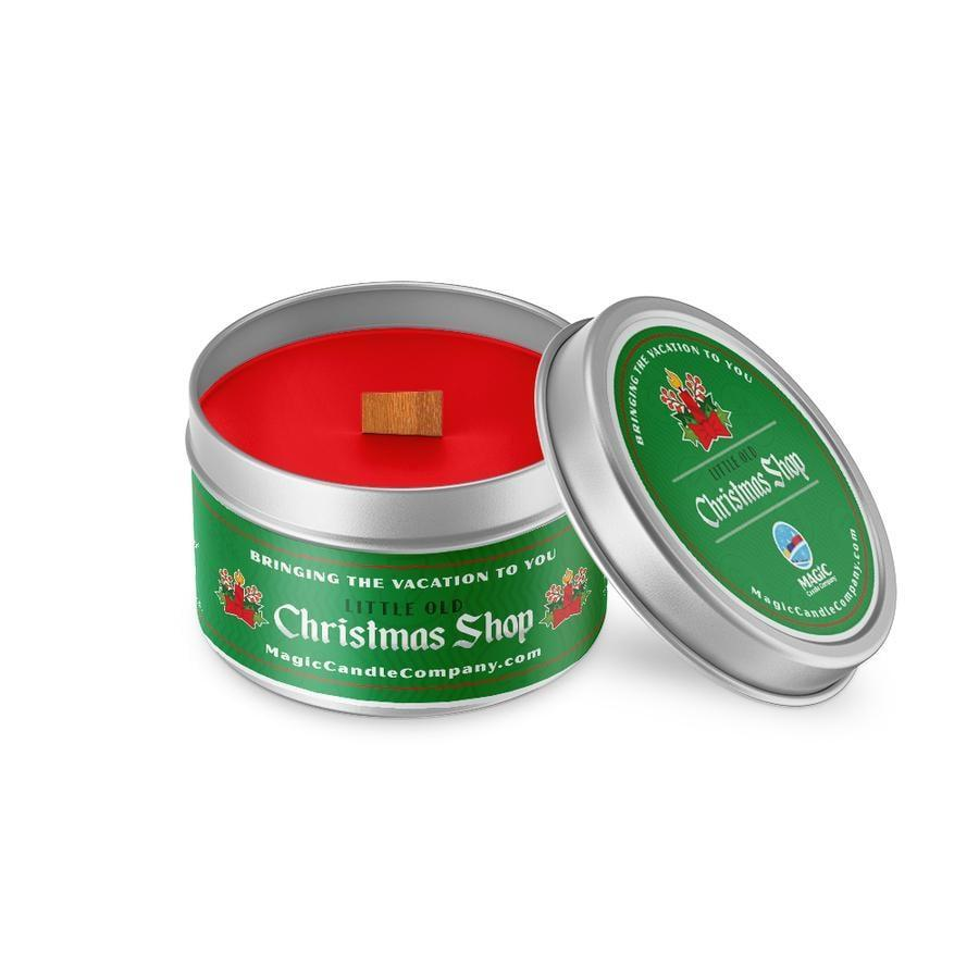 "<p>Christmas can last all year with this <a href=""https://www.popsugar.com/buy/Little-Old-Christmas-Shop-Candle-485615?p_name=Little%20Old%20Christmas%20Shop%20Candle&retailer=magiccandlecompany.com&pid=485615&price=17&evar1=casa%3Aus&evar9=46559536&evar98=https%3A%2F%2Fwww.popsugar.com%2Fhome%2Fphoto-gallery%2F46559536%2Fimage%2F46559980%2FDisney-Ye-Olde-Christmas-Shoppe-Inspired-Candle&list1=candles%2Cdisney%2Cdecor%20inspiration&prop13=mobile&pdata=1"" class=""link rapid-noclick-resp"" rel=""nofollow noopener"" target=""_blank"" data-ylk=""slk:Little Old Christmas Shop Candle"">Little Old Christmas Shop Candle</a> ($17) that has hints of crisp pine needles, sweet fir balsam, and warm cedar in it.</p>"