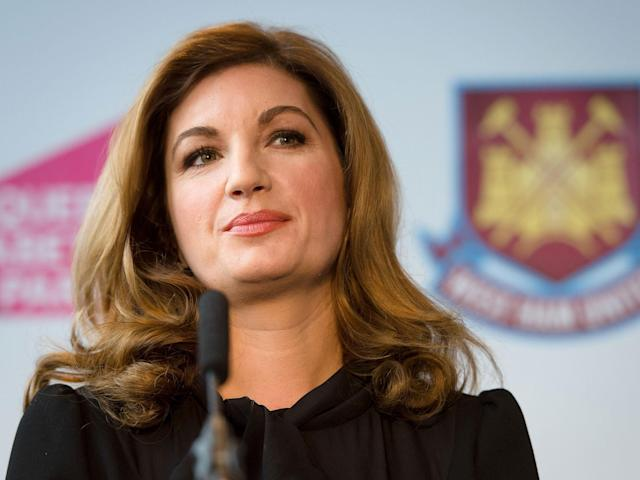Karren Brady apologises for West Ham's ongoing issues on and off the pitch