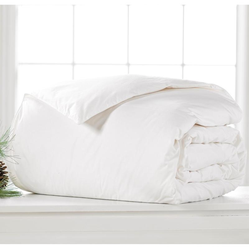 Ella Jayne 100% Certified RDS All Season White Goose Down Comforter (Credit: Walmart)