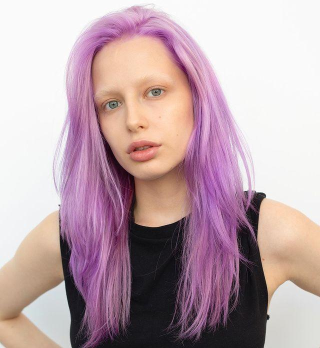 """<p>As bright hair colours fade quickly, try mixing a some dye with your conditioner every time you wash to boost vibrancy. </p><p><a href=""""https://www.instagram.com/p/ByQtk5lBnLZ/"""" rel=""""nofollow noopener"""" target=""""_blank"""" data-ylk=""""slk:See the original post on Instagram"""" class=""""link rapid-noclick-resp"""">See the original post on Instagram</a></p>"""