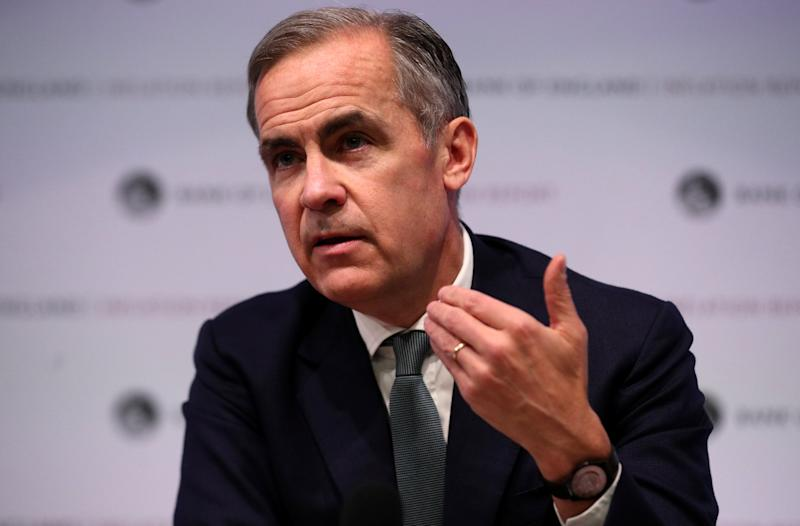 Carney sees 'delicate equilibrium' as economies slow