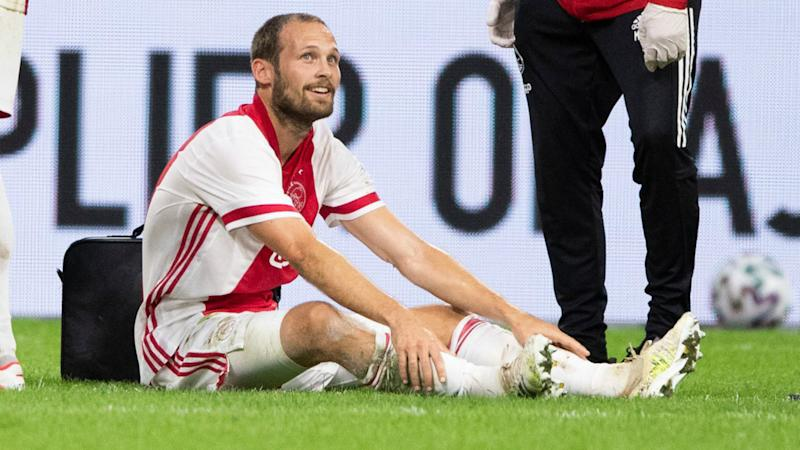 'I'm okay and feeling fine' – Ajax star Blind provides update after health scare