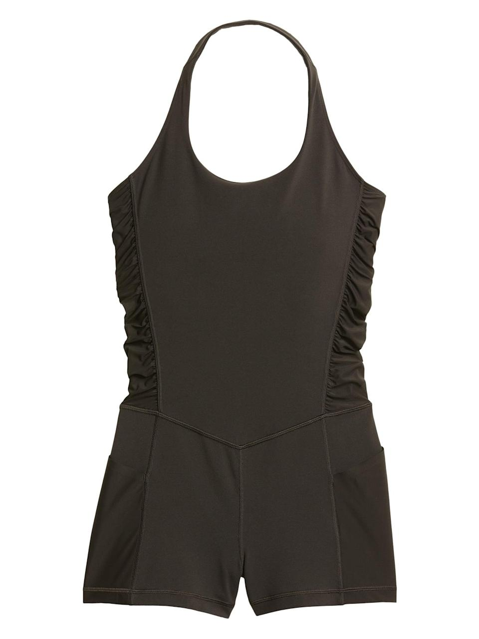 <p>If they love dancing, then get them this <span>Athleta Mesh Me Up Bodysuit</span> ($30, originally $89) for practicing their moves.</p>