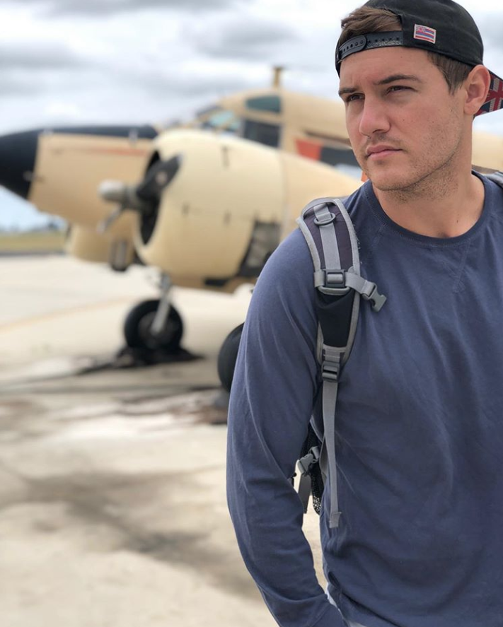 """We all know <a href=""""https://people.com/tv/peter-weber-next-bachelor-hot-photos/"""">Peter Weber, a.k.a. this season's Bachelor, a.k.a. Pilot Pete</a>. Weber, who's an actual pilot, came in third on Hannah Brown's season of <em>The Bachelorette</em>, and started his journey to finding the one this season on <em>The Bachelor</em>.  We know plenty about Pete: He's gorgeous, <a href=""""https://people.com/tv/hannah-brown-sends-peter-weber-a-sweet-message-before-bachelor-premiere/"""">he's got a passion for planes</a> and he had <a href=""""https://people.com/tv/bachelor-promo-peter-weber-windmill-fantasy-suite/"""">sex in a windmill</a>. But did you know ..."""