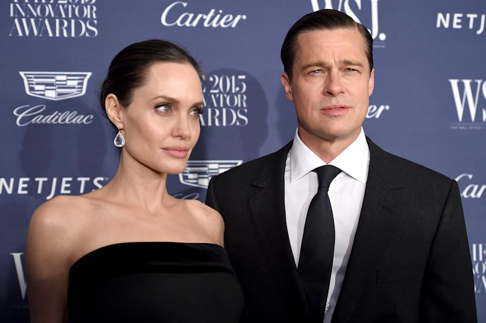Angelina Jolie and Brad Pitt are fighting in court in multiple countries now.