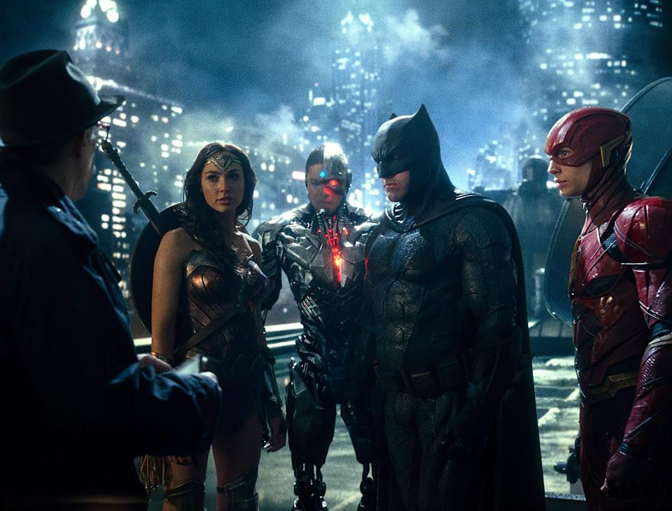 """Zack Snyder says there are legal reasons that may prevent them from calling his cut """"Zack Snyder's Justice League."""""""