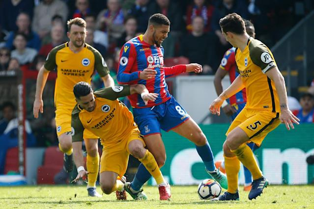 Roy Hodgson backs Crystal Palace's Ruben Loftus-Cheek to be England's gilded midfield shield at the World Cup