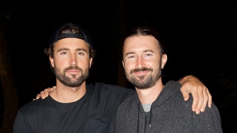 Brody Jenner is confiding in his older brother, Brandon, after his highly publicized split from Kaitlynn Carter.