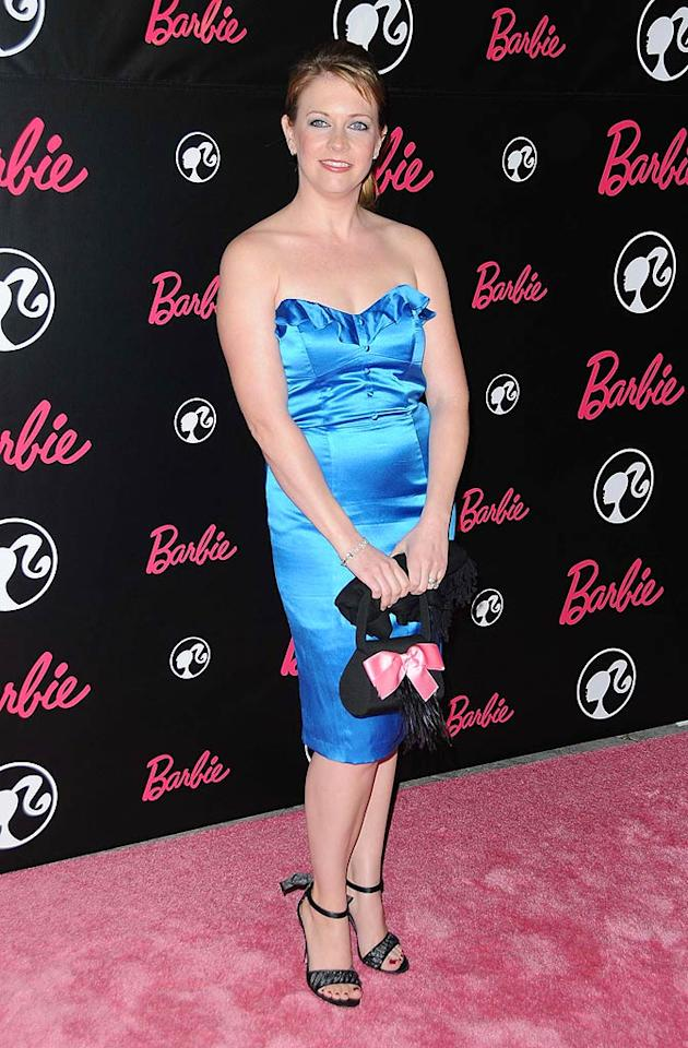 "At 32, former ""Sabrina the Teenage Witch"" star Melissa Joan Hart should carry a more grown-up purse. Entertainment Press/<a href=""http://www.splashnewsonline.com/"" target=""new"">Splash News</a> - March 9, 2009"