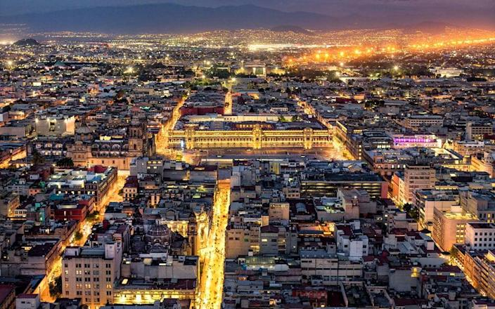 Mexico City is a beguilingly unknowable megacity, complete with Aztec ruins, world-class art galleries and fantastic street food - VICTOR VARGAS +593992863797 victorvargasphotography.com