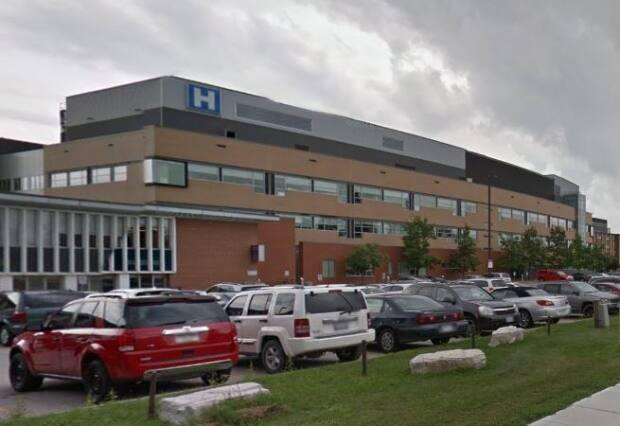 A COVID-19 outbreak was declared at Chatham-Kent Health Alliance on Tuesday. (Google Maps - image credit)
