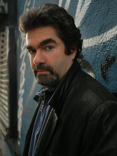"This photo provided by the Sundance Institute shows director, Joe Berlinger, of the documentary film, ""Whitey: United States of America v. James J. Bulger,"" which has its premiere at the 2014 Sundance Film Festival. Though James ""Whitey"" Bulger declined to take the stand at the summer 2013 trial where he was convicted of multiple counts of murder and extortion, the 83-year-old former crime boss can be heard defending himself in a new documentary. (AP Photo/Sundance Institute, Ali Pflaum)"