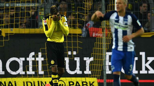 The Borussia Dortmund forward paid respect to the Panthers defender who died of cardiac arrest on Wednesday