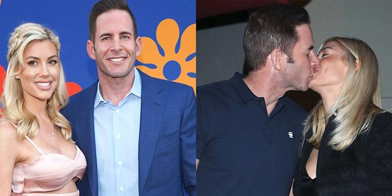 Tarek El Moussa First Got Rejected When He Asked 'Selling Sunset' Star Heather Rae Young Out
