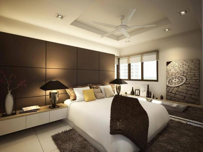 10 Contemporary Hotel-Like HDB Bedrooms
