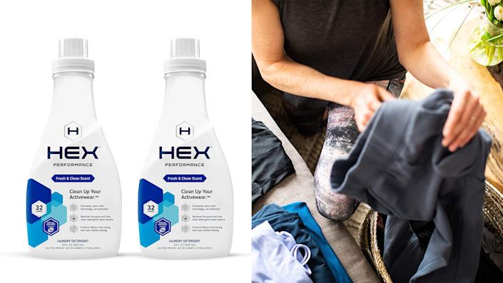 Best health and fitness gifts 2021: HEX detergent