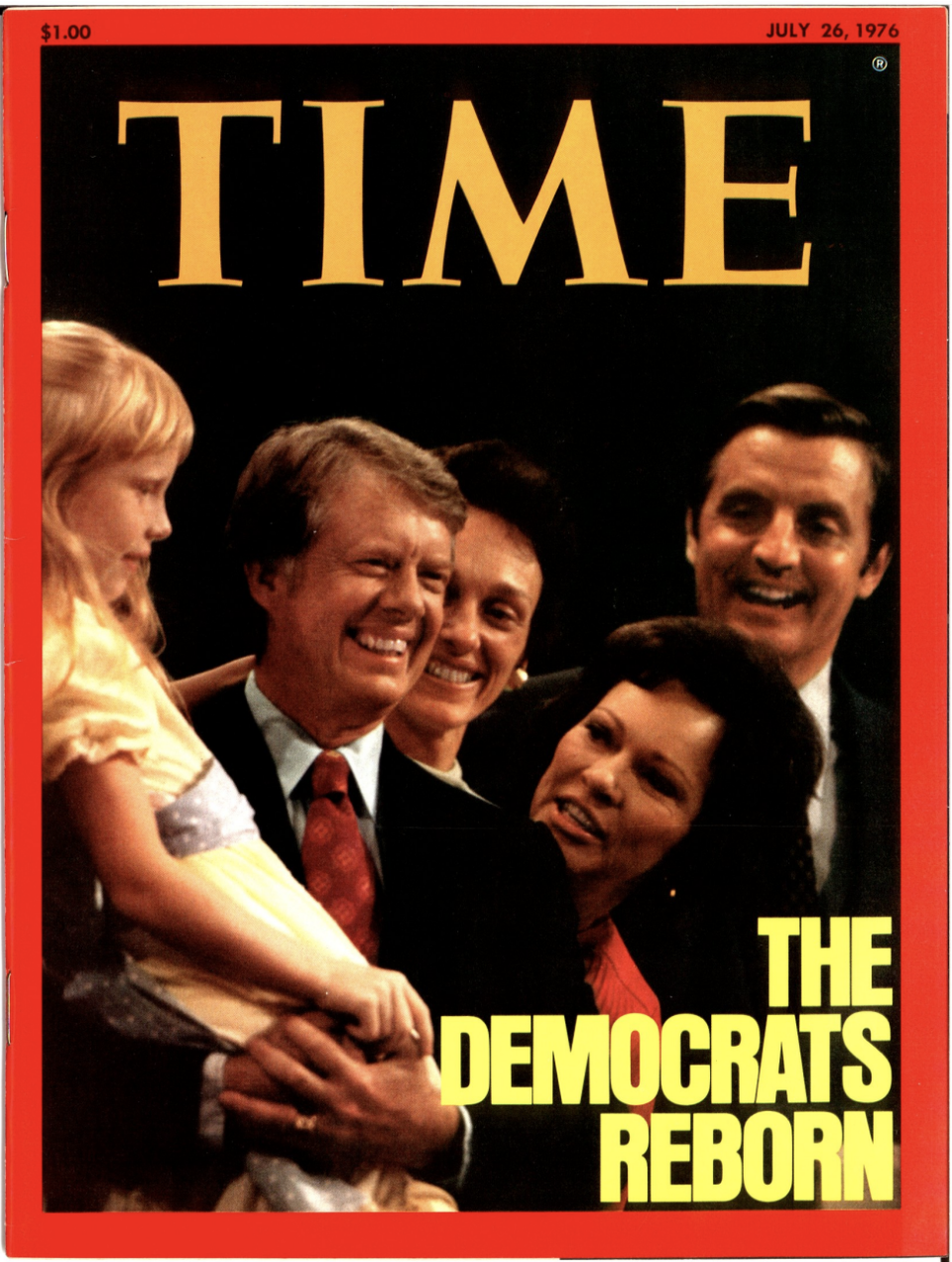 """The cover of TIME Magazine the week of July 26, 1976<span class=""""copyright"""">TIME Magazine</span>"""