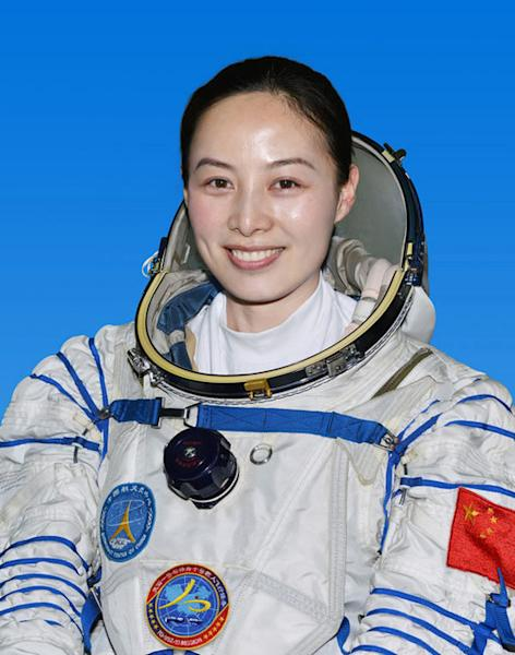 Wang Yaping is due to become China's second woman astronaut when she launches as part of the three-person crew of Shenzhou 10.