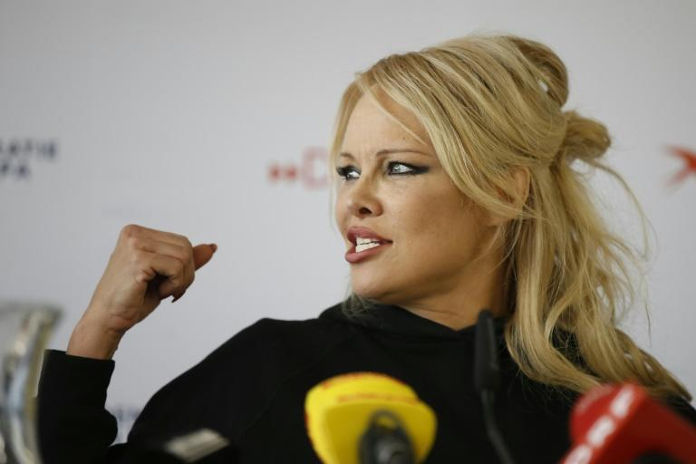 'Baywatch' star Pamela Anderson had written to Australian PM Scott Morrison warning that her friend Julian Assange was under intense psychological pressure at the high-security jail where he is being held