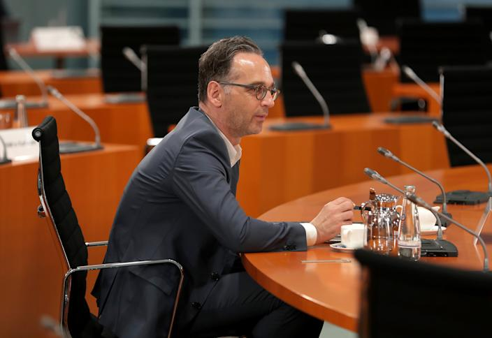 """We just recently managed to open the borders again in Europe. We cannot risk this by reckless behavior,"" German Foreign Minister Heiko Maas said after seeing reports of partying in various EU countries. ""Otherwise, new measures will be inevitable."""