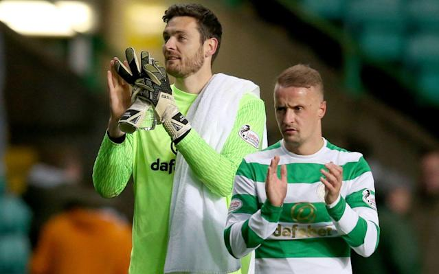 "Everyone who was that kid in the back seat of the car willing the odometer to jump to one of the big mileage totals can understand Craig Gordon's frustration – and trepidation – when he suffered a knee injury in Celtic's 1-0 home victory over Hibernian on January 27. The Hoops goalkeeper was a single appearance short of not one, but two, significant career accomplishment when a collision with Hibs' Efe Ambrose saw him limp from the field with a knee injury. Gordon, of course, has had a painful history of such misfortune. The man who, while with Sunderland, made a save from Zat Knight of Bolton Wanderers in 2010 that was hailed as the best ever in 20 years of the Premier League, at one stage spent two seasons out of the game because of doubts about his physical condition. After signing for Celtic in June, 2014, Gordon enjoyed a prolonged period free of serious injury and the resumption of his place as first choice for Scotland saw him acquire his 50th cap in the World Cup qualifier against Slovakia last October. The damage sustained in January, however, kept him out of Scotland's first two games under Alex McLeish and also sidelined him as Celtic closed in on their target of a second successive clean sweep of the Scottish honours. ""I knew walking off at half-time of the Hibs game that there was something fairly seriously wrong,"" Gordon said. ""I wanted to try and come back out second half and they wouldn't let me - quite rightly so. ""They saved me from myself at that point by realising at that point there was something quite serious. At the end of that game, I got stuck on 199 appearances and 99 clean sheets."" Gordon's absence gave opportunities to both of Celtic's back-up keepers. Dorus de Vries took over until he, too, picked up an injury just before the Old Firm collision at Ibrox last month and Scott Bain made his club debut in the Glasgow derby cauldron to emerge as one of the Hoops' heroes in a 3-2 victory. Bain, on loan from Dundee, kept his place until Wednesday's meeting with his parent club ruled him out of contention and opened the door for Gordon's comeback, at which point the No. 1 reached his career targets of 200 games for Celtic and 100 shutouts. ""It was a few months waiting to get back for the two milestones and to do them both in the same game is satisfying for me,"" Gordon said. ""Fifty per cent clean sheet is a great record for any club in any league, so I'm proud of that. Gordon has a fight on his hands to reclaim his first team berth Credit: Reuters ""I'm 35 now. When these things come along, even if the worst-case scenario is that it's career-ending, I've still done remarkably well to come back. ""I've already had what could have been the end and managed to come back from it, so when the time comes when it is the end of my career, through my choice or through an injury, it probably won't hold as much weight as it would for someone else, because I have already been there. ""I've managed 200 extra games in my career and that's just Celtic, not including internationals. It's more than 200 from a time when I thought I wasn't going to play another one, so whatever happens from now on is always going to be a lot easier to deal with. ""Did I think I'd play 200 games when I signed for Celtic? No. ""I was just reminded of it going up the stairs after the Dundee game when someone said to me, 'Who would have thought you would play 200 games when you signed?' ""It's right enough. I don't think anyone would have thought I'd have managed to do that. I'm maybe even in the same boat in that I didn't think it was possible. ""I've got a battle because both Dorus and Scott have had game-time and Scott's had clean sheets in his last two games and a few decent performances. ""I'll need to work hard but I was happy with my personal performance against Dundee. ""After that amount of time out, I read the game quite well and that is always something that takes a bit of time coming back."" To return to the kid in the back seat of the car and the perennial question – 'Are we there yet?' – in Gordon's case, a fair bit of mileage could yet be added before the destination is finally reached."