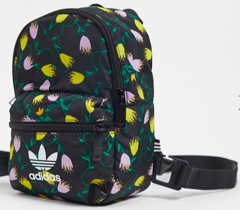 adidas Originals Bellista mini backpack, S$30.11 (was S$46.32). PHOTO: ASOS