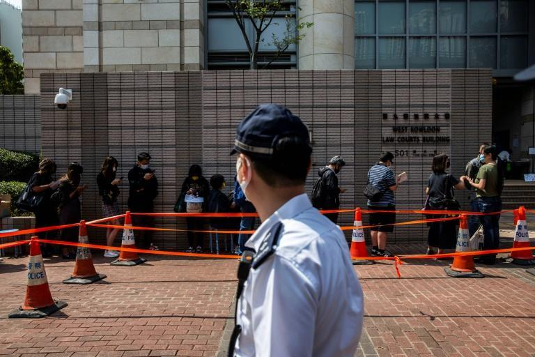 """Some of Hong Kong's best-known dissidents have been arrested for """"conspiracy to commit subversion"""" in the broadest use yet of a sweeping national security law that Beijing imposed on the city last year"""