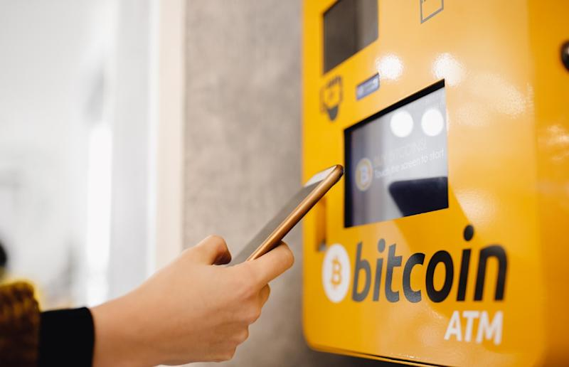 Bitcoin ATM Growth May Be a Boon for Money Launderers