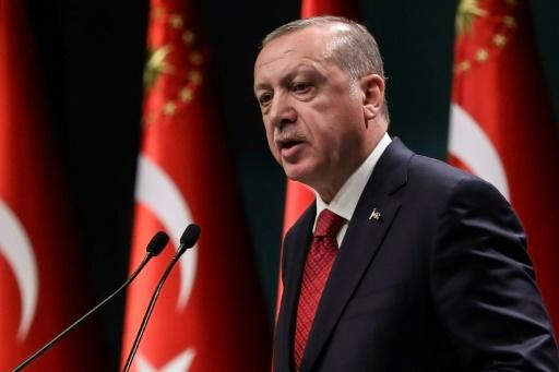 President Recep Tayyip Erdogan's ruling Justice and Development Party (AKP) came to power in 2002 and has since remained the country's biggest political force