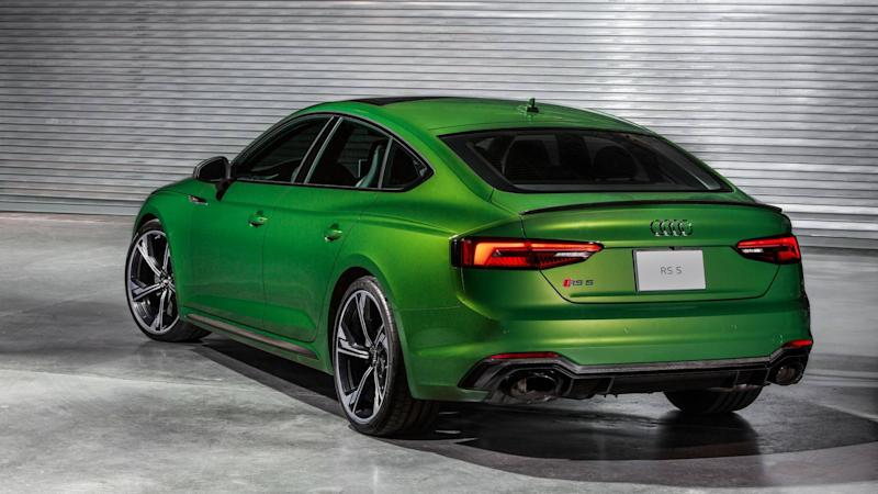 Audi Rs5 Sportback 4k 2019 Wallpapers: 2019 Audi RS5 Sportback Flexes Its Muscles In Official Videos
