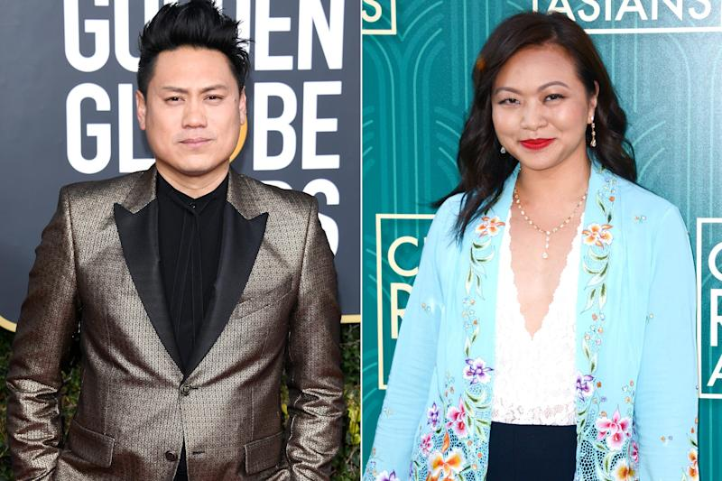 Crazy Rich Asians director Jon M  Chu: 'I stand with' Adele
