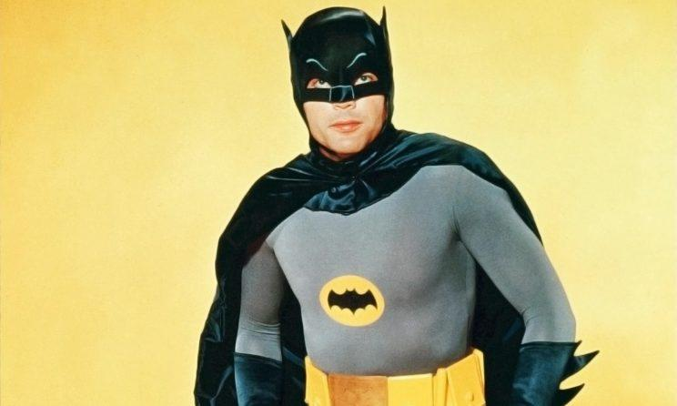 Tributes... former Batmen pay their respects to Adam West - Credit: Getty