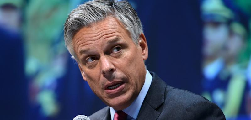 Jon Huntsman Reportedly Offered Post as U.S. Ambassador to Russia