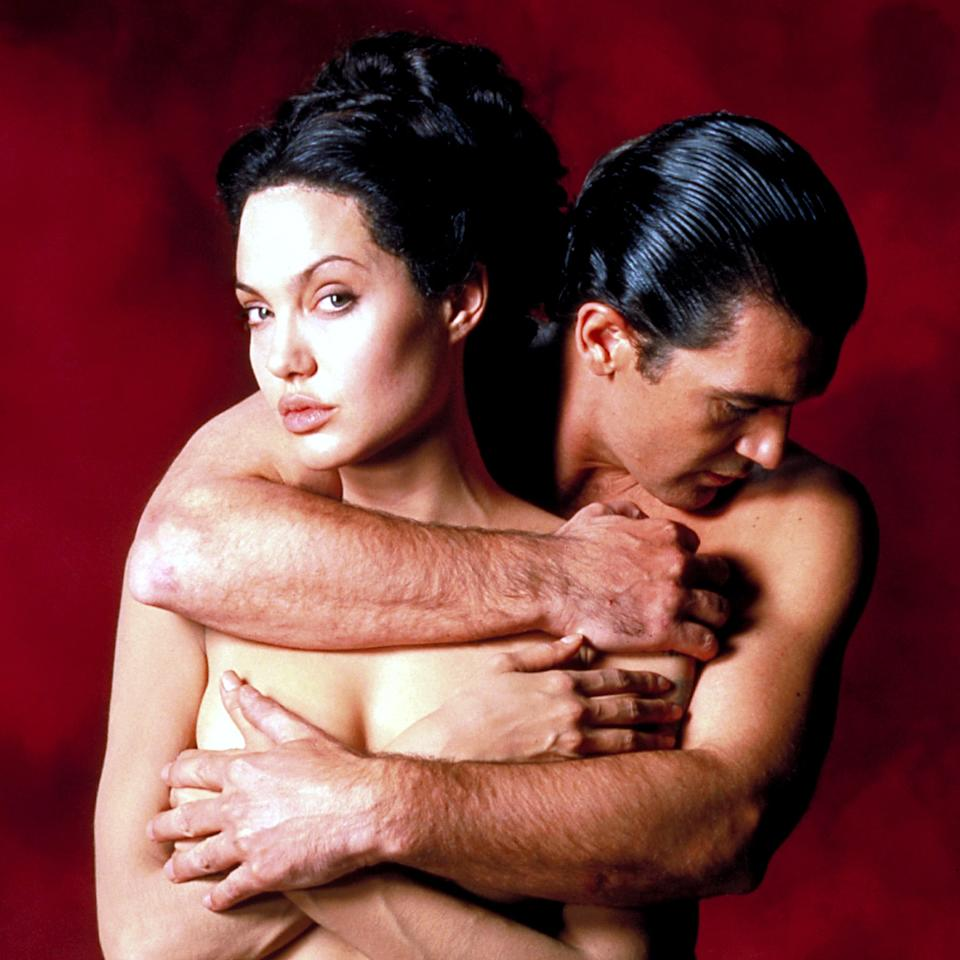 Angelina Jolie Sexi Movie look back at angelina jolie's sexiest, most scintillating