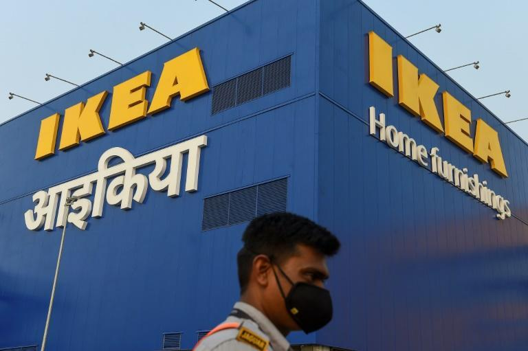 Ikea's newest Indian store, on the outskirts of Mumbai, which comes two years after its first outlet opened in the southern city of Hyderabad