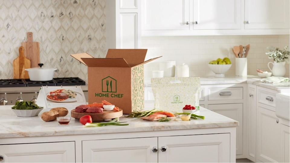 Get a healthy meal delivered right to your door and for a great discount during Cyber Week.