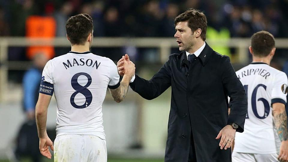 Ryan Mason debutó con Pochettino | Jean Catuffe/Getty Images