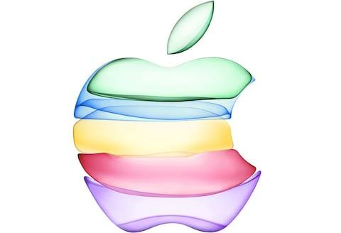 Apple's graphic for its September 10 event - Credit: Apple