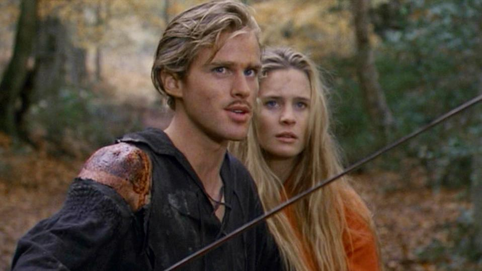 <p> <strong>The movie: </strong>Perhaps the culmination of a decade of offbeat adventure films, The Princess Bride crosses tradition with innovation in a brilliant adaptation of William Goldman's novel. It's a fairy-tale about a beautiful young woman and her true love, who must go on a treacherous journey to save her. The knight and his unlikely companions must cross mountains and seas, fight evil in most unusual ways, all to fulfil their quest. </p> <p> <strong>Why the family will love it: </strong>The source of countless memes, The Princess Bride is much more than a mere collection of jokes and gimmicks. The film subverts many of the classic adventure genre's conventions, while at the same time becoming a classic of the genre itself. Filled with larger-than-life characters, it's an event-filled journey for our heroes that is sure to be quoted for days and weeks after viewing by your sprogs. </p>