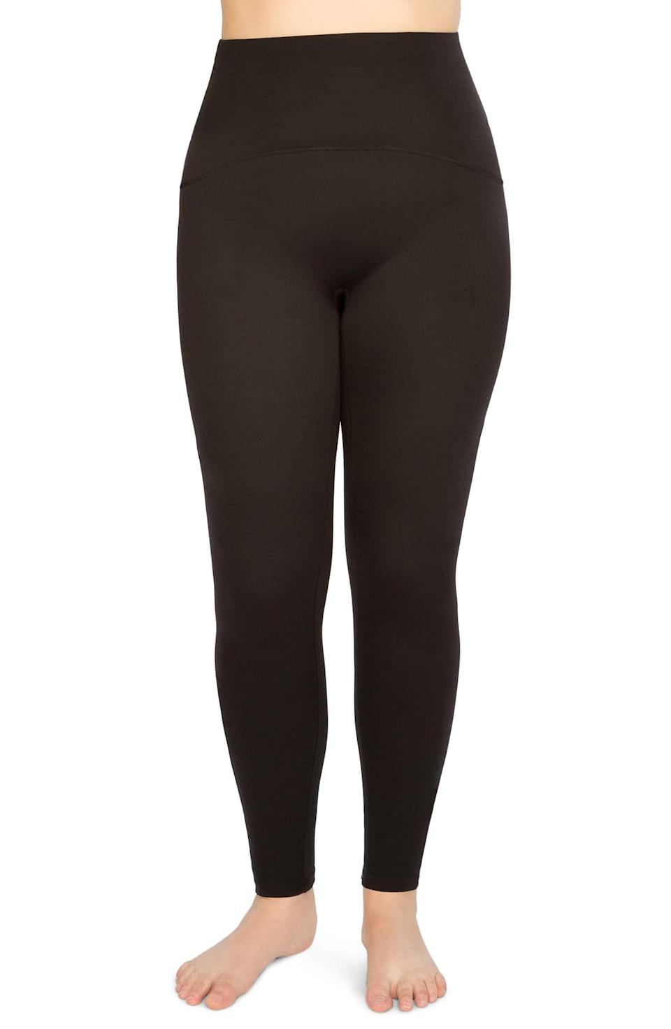 <p>These <span>Spanx Booty Boost Active Leggings</span> ($98) are ideal for everyone.</p>