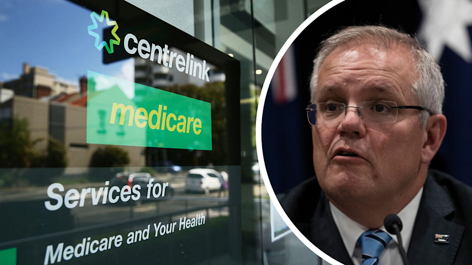 The Morrison government's $750 cash payments won't be in cash for some Aussies. (Source: Getty)